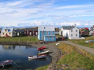 Breiðafjörður - Flatey