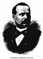 Le lieutenant-colonel Paul Flatters est tué par les touaregs du Sahara durant le massacre de la mission Flatters en 1881.