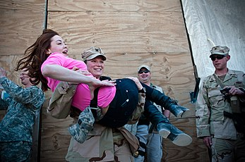 Flickr - DVIDSHUB - USO tour hits Kandahar Air Field (Image 1 of 20).jpg