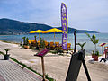 Flickr - ronsaunders47 - THASSOS . THE SMALLEST SEAFRONT CAFE IN THE WORLD..jpg