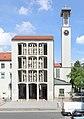Floridsdorf - Kirche, Pius-Parsch-Platz.JPG