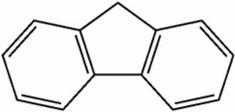 F number (chemistry) - Image: Fluorene