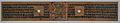 Folio - Pancharaksha Depicting Mahamayuri - Palm Leaf - Circa 13th Century AD - Barendra Bhumi - National Museum - New Delhi - Indian Buddhist Art - Exhibition - Indian Museum - Kolkata 2012-12-21 2219.JPG