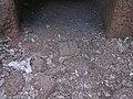 Foot Print Concreted in Pandava guvha Kadri.JPG