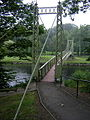 Footbridge Across River Cree - geograph.org.uk - 217176.jpg