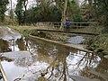 Footbridge and Ford - geograph.org.uk - 721931.jpg