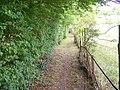 Footpath near Knook - geograph.org.uk - 1479127.jpg