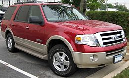Un Ford Expedition XLT Eddie Bauer