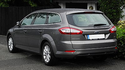 Ford Mondeo Third Generation Wikiwand