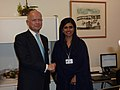 Foreign Secretary meets Pakistan Foreign Minister (6163327291).jpg