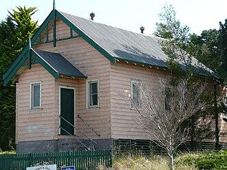 Faulconbridge, New South Wales - Image: Former Chapel