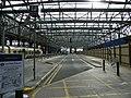 Former car park at Glasgow Central - geograph.org.uk - 1524489.jpg