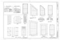Fort Adams, Newport Neck, Newport, Newport County, RI HABS RI,3-NEWP,54- (sheet 31 of 45).png