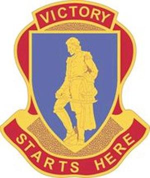 United States Army Basic Training - Fort Jackson BCT emblem