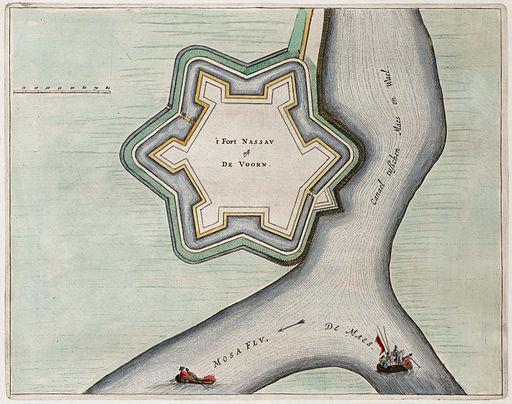 Fort Nassau of De Voorn (Heerewaarden)