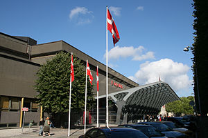 Congratulations: 50 Years of the Eurovision Song Contest - Forum Copenhagen, venue for the concert