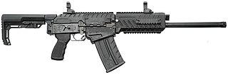 Origin-12 Semi-automatic magazine-fed combat/tactical shotgun