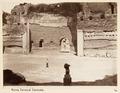 Fotografi. Caracallas termer. Rom, Italien - Hallwylska museet - 104716.tif