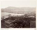 Fotografi av Palermo, Italien. Panorma - Hallwylska museet - 106708.tif
