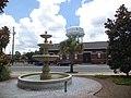 Fountain Phoenix Park, Waycross.JPG