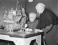 Fraai schip van Karel Klijn (74) tentoonstelling voor ouden van dagen, Bestanddeelnr 906-9818.jpg