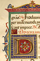 Francesco Marmitta - Leaf from Rangoni Bentivoglio Book of Hours - Walters W46948V - Reverse Detail.jpg