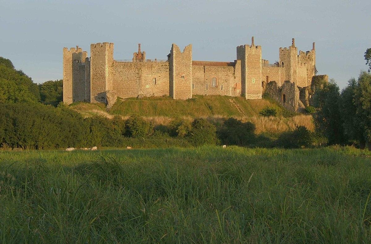 Framlingham Castle - Wikipedia