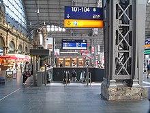 Frankfurt Main Hauptbahnhof underground Wikipedia