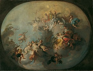 Allegory on Princely Marriage