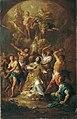 Franz Xaver Wagenschön - Steinigung des heiligen Stephanus - 2024 - Österreichische Galerie Belvedere.jpg