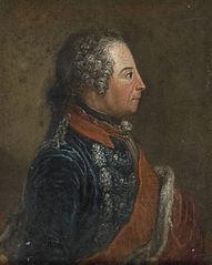 Frederik II de Grote (1713-86), koning van Pruisen