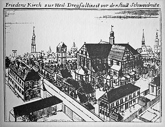 Churches of Peace - Image: Friedensk Schweidnitz