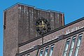 Friedhof Ohlsdorf (Hamburg-Ohlsdorf).Neues Krematorium.Uhr.Ostseite.29622.ajb.jpg