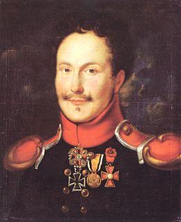 Friedrich de la Motte Fouqué German writer