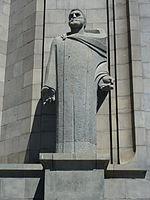 Frik statue in Yerevan 01.JPG