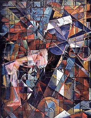Fritz Stuckenberg - Das Liebespaar (1919)