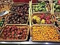 Fruits exotiques à Boucheries André (Rillieux-la-Pape).JPG