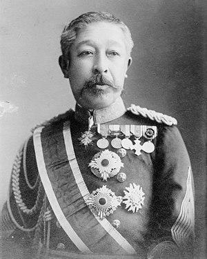 Prince Fushimi Sadanaru - Prince Fushimi Sadanaru, c. 1910-5