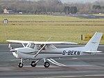 G-BEKN Reims Cessna 150 (31662164546).jpg