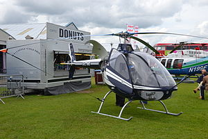 Guimbal Cabri G2 - A Cabri G2 on static display, 2014