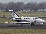 G-FBNK Cessna Citation Mustang 510 Blink Ltd (31692956882).jpg