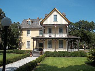 Jekyll Island Club - duBignon Cottage