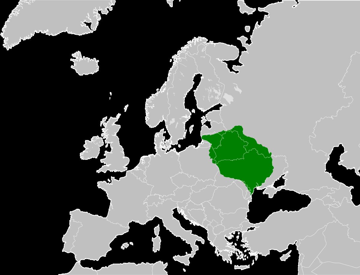 Великое княжество Литовское — Википедия