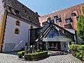 GER — BY — Nördlingen — Beim Klösterle 1 (Hoteleingang) 2021.jpg