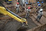 Gabriela Mistral Construction Site Update - June 8, 2015 150608-F-LP903-948.jpg