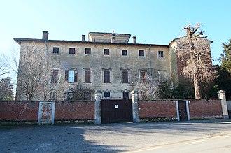 Galliavola - Image: Galliavola Castello 2