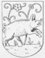 Galten Herreds våben 1610.png