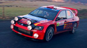 2007 Monte Carlo Rally - Toni Gardemeister and Jakke Honkanen finished the rally in 7th place driving a Mitsubishi Lancer WRC05 for MMSP Ltd, earning him 2 points in the World Rally Championship for Drivers.