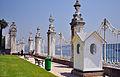 Gardens of Dolmabahçe Palace, Istanbul, Turkey 001.jpg