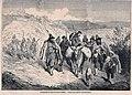 Garibaldini che tornano a casa dopo lo scioglimento dell'armata - LMI 12-01-1861.JPG